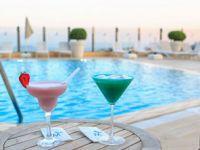 The Marmara Taksim'in havuzu açıldı