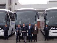 Özkaymak Turizm, 25 adet NEOPLAN Tourliner alıyor