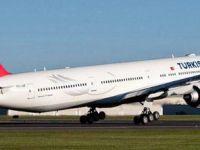 Türk Hava Yollarının Washington-İstanbul uçuşları