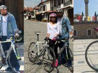 Konya'nın Turistik Yerleri Bisikletle Geziliyor