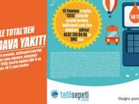 Total ve Tatil Sepeti Kazandırıyor