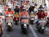 Binlerce Vespa tutkunu Hırvatistan'da