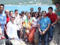 Çin'li Turizmciler Kemer'de