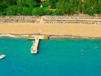 Türk turistlerin tercihi Mavi Bayrak'lı plajlar