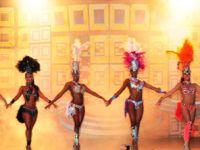 Kemer Sahillerinde Samba Rüzgarı