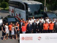 Mercedes-Benz Türk'ün Sponsorluğunu Uzattı