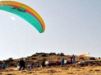 Yamaç Paraşütü Türkiye Şampiyonası Yozgat'ta