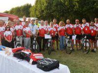 112 Acil Bisiklet İle Yetişecek