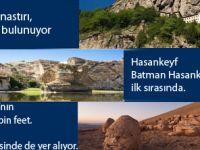 Türkiye'nin en 10 gizli manzaraları