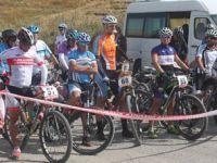 Erciyes'de 90 Katılımcı Pedal Çevirdi