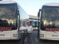 Pamukkale Turizm Otobüs Filosunu Güçlendirdi