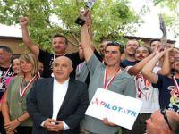 Yamaç Paraşütü Şampiyonası Sona Erdi
