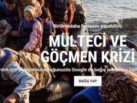 Google bağış kampanyası başlattı