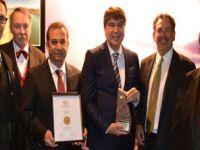 Türkiye turizminin başkenti Antalya'ya dünya ödülü