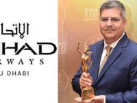 """Etihad Airways'e En İyi Business Class'ı"""" ödülü"""