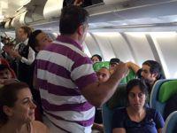 Emin  Çakmak Uçakta Hırsız Çetesi Yakaladı