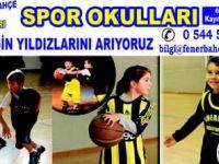 Fenerbahçe Keşan'da Basketbol Okulu açıyor