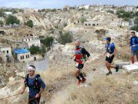 The North Face®  Kapadokya Ultra Trail Koşuldu