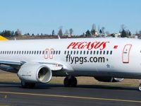 Pegasus'un Ukrayna'daki 3. uçuş noktası Zaporijya