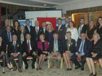 Başaran Ulusoy'a Meslek Hizmet Ödülü Verildi