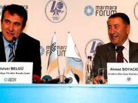 Marmara Forum'da tek ses; Anadolu Efes