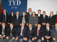 TYD Üyeleri Başkent'te Toplandı