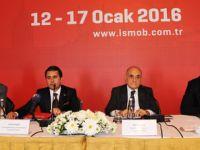 İSMOB Yeni Adresi Tüyap'ta Kapılarını Açacak