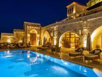 Avrupa'nın En Lüks Otellerinden Birisi Kapadokya'da