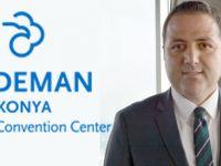 Dedeman Konya'ya yeni Genel Müdür