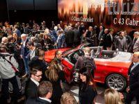 Mercedes-Benz 8 yeni modeliyle Cenevre'de