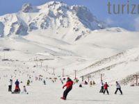 Kış Turizminin Kalbi Kayseri'de Attı