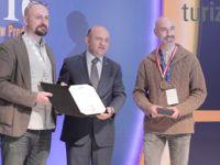 Katlanabilir Ahşap Tuğla'ya En İyi Ulusal Buluş Ödülü