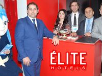 Elite Hotel Grubu ACE of M.I.C.E. Exibition 2016'da