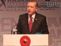 """Erdoğan: """"Bizde öğretim var da eğitim yok"""
