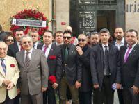 Turizmciler Beyoğlu'nda Terörü Lanetledi