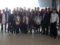 Öğrencilerden, Uyumsoft'a ziyaret