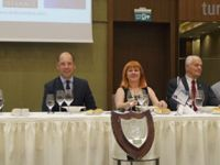 Skal İstanbul Üyeleri Marriott Şişli'de buluştu