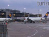 Lufthansa grev nedeniyle 900 uçak seferini iptal etti