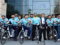 Tarihi Yarımada Fatih'te Bisiklet Şöleni