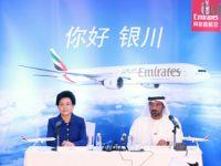 Emirates, Çin'deki ağına iki yeni destinasyon ekledi