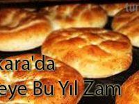 Ankara'da Ramazan Pidesine Zam Yok
