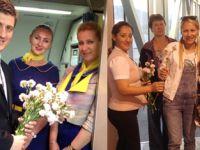Milas-Bodrum'dan Kiev uçuşları başladı