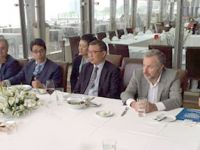 Türk Turizmciler, Güney Koreli Turizmcilerle Buluştu