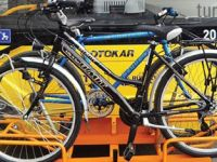 Bisiklet Aparatlı Otobüsler Çevre Günü'ne Hazır