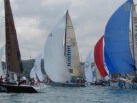 """""""Huafon Cup"""" Yelken Yarışları Başladı"""