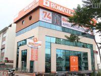 Romatem' den 6 milyon TL' lik yatırım!