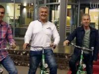 Dedeman Konya'dan Misafirlerine Özel Bisiklet