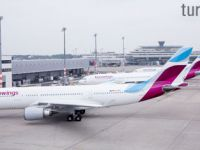 Eurowings Avrupa'ya Ekonomik uçuyor