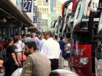Bayramda İstanbul'dan kaçış var