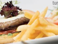 Mövenpick Hotel Istanbul'da Burger Festivali